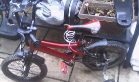 Bicycle for a boy or girl. Used in very good condition.