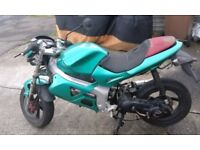 GILERA DNA 50CC NEEDS TLC