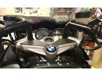 BMW K1200s Bar Risers