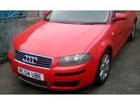 Audi a3 tdi spares or repair