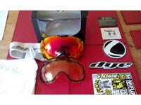 dye t1 goggles
