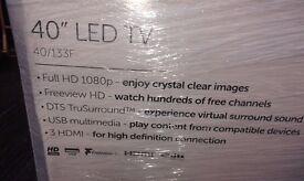 LCD TV BROKEN SCREEN /ELECTRONIC WORKING ORDER BARGAIN !!!