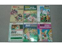 Astrix books