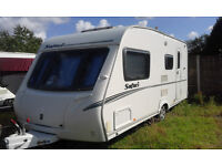 2008 abbey safari 4 berth p/x poss