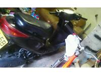 Yamaha vity 125 scooter swapz or sell