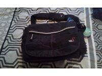 Bababing Change Bag (Black)