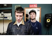 2 tickets for Sleaford mods at Brixton Academy on Friday 22nd September
