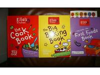 Ellas kitchen baby food cooking books