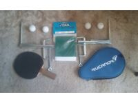 table tennis set (new)