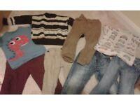 Boys 2-3 years clothing
