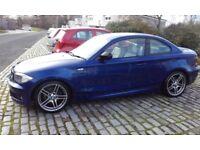 BMW 118D Sport Plus Edition Coupe 2012
