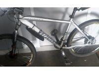 specialized hardrock pro mountain bike