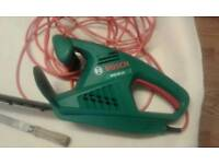 Bosch has 45-16 hedge trimmer brand new