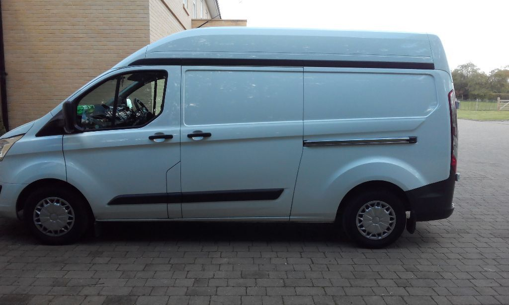 ford transit custom l2h2 in dartford kent gumtree