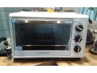 **COOKWORKS**ELECTRIC OVEN AND 2 HOBS**DELIVERY**ONLY £35**VERY GOOD CONDITION**BARGAIN**