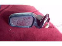 Land rover discovery 300tdi near side door mirror