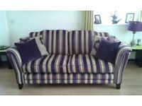 3 & 4 seat sofa's