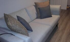 DFS Zuri Large 4 seater sofa/chaise