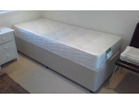 Single bed 190cm x 80cm in very good condition