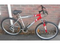 Gents / Teenager Emelle Patriot Mountain Bike Bicycle