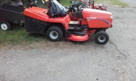 "Simplicity Baron Ride on Lawn Tractor, Hydrostatic 18hp 40"" cut."