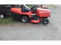 "Simplicity Baron Ride on Lawn Tractor, Hydrostatic 18hp 40"" cut."