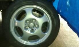 Alloy wheel 16 inch