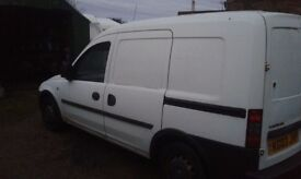 For sale vauxhall combo 1.7d