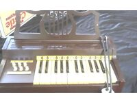 ROSEDALE VINTAGE ELECTRIC CHORD ORGAN AVAILABLE FOR SALE