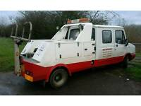 Ldv spec lift recovery truck