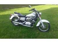 Honda Shadow 125cc motorbike motorcycle cruiser