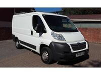 citroen relay (59reg) swb low roof with full electric pack