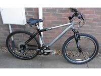 Gents Raleigh AT20 6061 Aluminium Frame Hardtail Mountain Bike Bicycle
