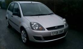 Ford Fiesta Style Climate 5 door 1.4