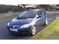 54 corsa 1.2 cdti excellent condition and runner alloy wheels