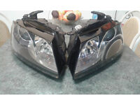 Audi A5 Headlights Left and Right. 2008