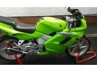 Honda NSR 125 2002 Italian Full Power Model (SOLD)