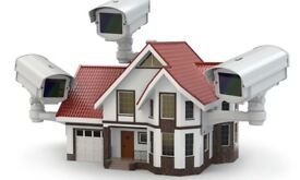 Security cameras fitted WiFi home or business cookstown