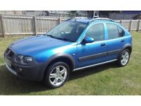 2003 ROVER STREETWISE 2.0 S DIESEL VERY CLEAN CAR