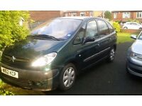 Car to sell left hand drive, The car is not working and is off road. EMU needs replacing.