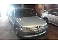 2000 Peugeot 306 for sale.
