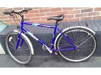 """RICHMOND OPTIMA"" HYBRID BIKE/BICYCLE"