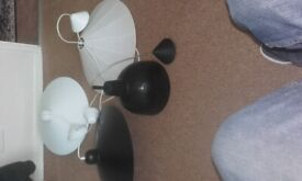 Selection of light fittings £1 to £4