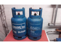 7kg Calor Butane Gas Bottles