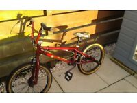 BMX Bike (Voodoo Shango) Good Condition £55