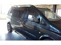 2007 Reg Mercedes Vito Campervan with Inflatable Awning - Lovely Condition.