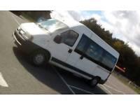 Peugeot boxer 17 seat minibus 2.8 diesel