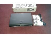 Boxed Sky+ Plus HD box integrated wifi 500GB hard drive 3D Ready in excellent working order