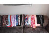 scarves bundle of 15