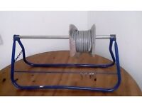 cable reel holder (free standing)
